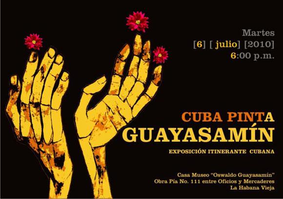 Cuba pinta a Guayasamn  Cubadebate