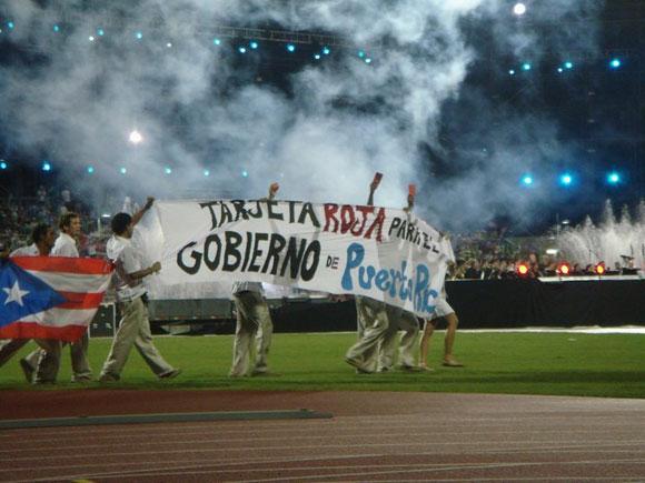 Puerto Rico Tarjeta Roja para el gobierno  Cubadebate
