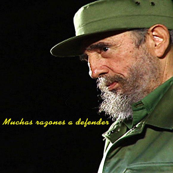 Muchas razones a defender  Video  Cubadebate
