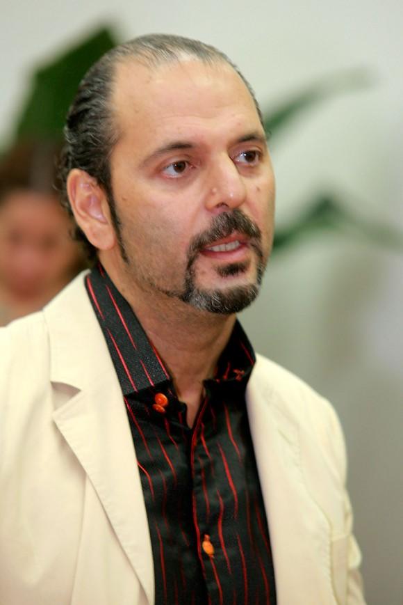 Daniel Estulin. Foto. Alex Castro
