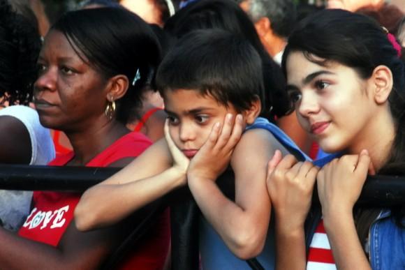 Niños. Foto: Iván Soca