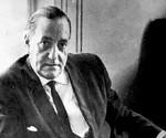Alejo Carpentier. Foto de archivo