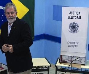 BRAZIL-ELECTION-LULA DA SILVA