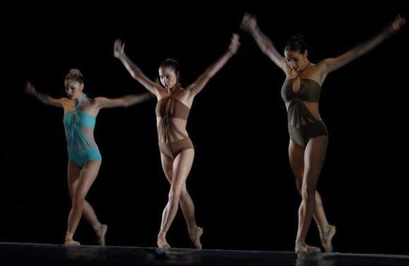 CUBA-LA HABANA-BALLET-FESTIVAL-CLAUSURA