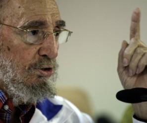 Fidel. Foto: Roberto Chile