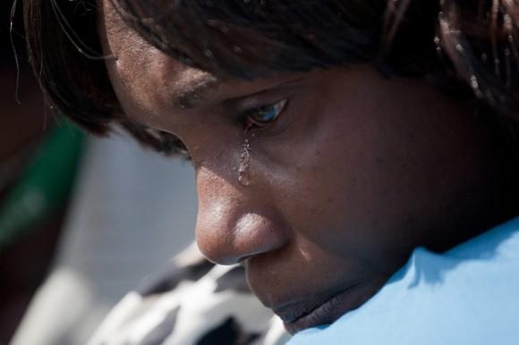 Haití, un año después. Foto: EFE