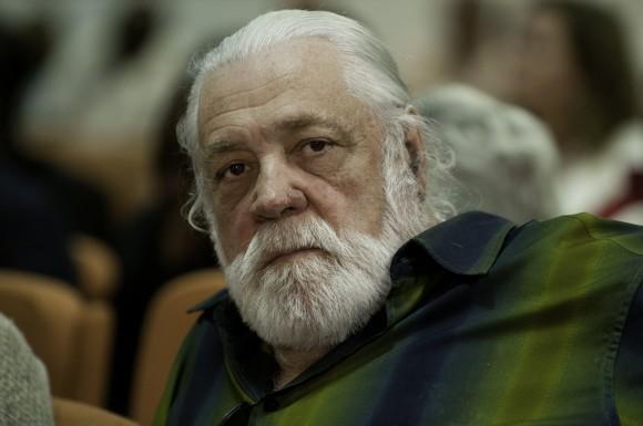 Daniel Chavarría. Foto: Roberto Chile