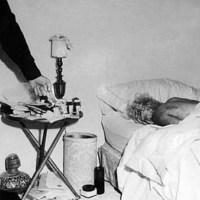 Divulgan imagen inédita de Marilyn Monroe del día de su muerte