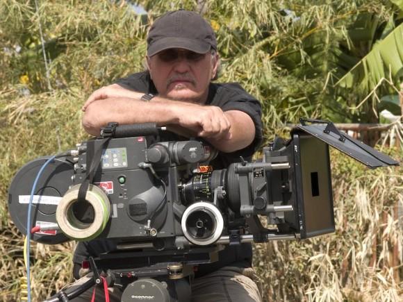 Ángel Alderete, director de fotografía cubano.