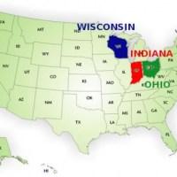 Protestas en EEUU: El foco se traslada a Ohio