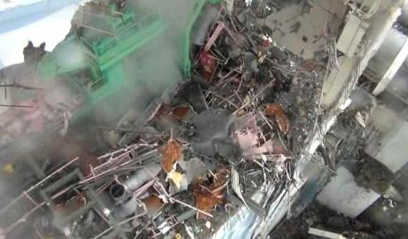 Impresionantes imgenes de la destruccin en la planta nuclear Fukushima  Video  Cubadebate