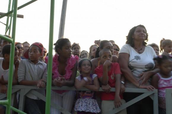 Pioneros. Foto: Rafael González/Cubadebate.
