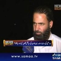 Excepcional entrevista con testigo de ataque de EEUU contra Bin Laden (+ Video)