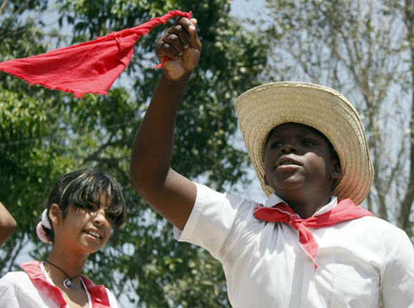 El punto cubano. Foto: Ismael Francisco/Cubadebate