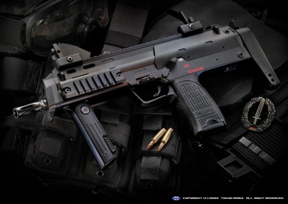 p aeg mp7a1 tmsite Mp7 Hafif Makinalı Tüfek Hakkında Bilgi