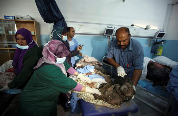 El Gobierno de Libia ha acusado a la OTAN y sus aliados de provocar la muerte de más de 700 civiles desde el 19 de marzo pasado. Foto: Noticias 365.
