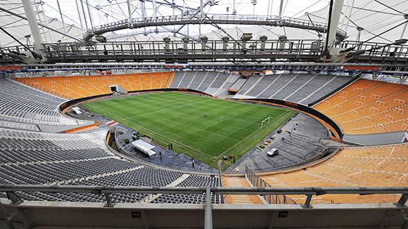Estadios, Copa América 2011