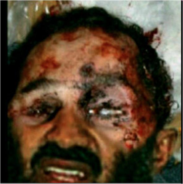 Revela experto trucos en fotos del asesinato de Osama Bin