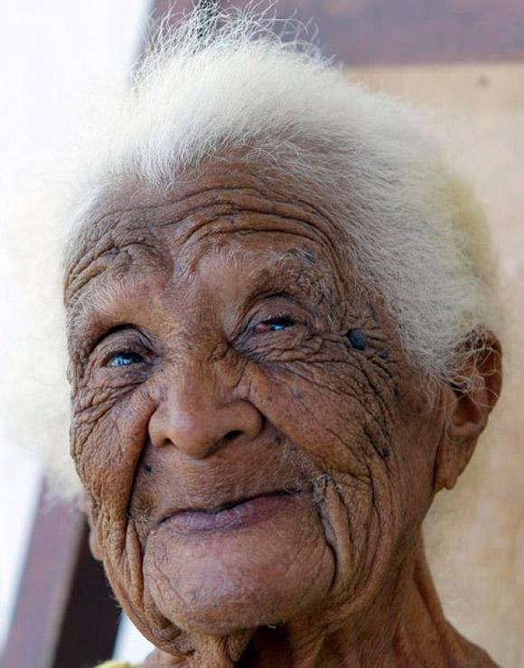 Candulia cumplio 126 años, casi nada jajajja. Foto: Ismael Francisco