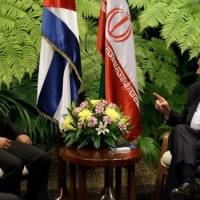 Raúl sostiene encuentro con Presidente de Irán (+ Fotos)