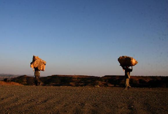Inmediaciones del desierto de Ogaden. Foto: Ismael Francisco/Cubadebate.
