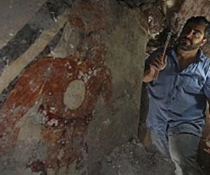 Los mayas eran tan sabios, que todavía no se logran descifrar muchas de sus escrituras y pinturas, que se han prestado a interpretaciones erróneas. Foto: Reuters