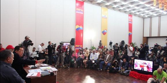 Foto: Prensa Presicencial de Venezuela
