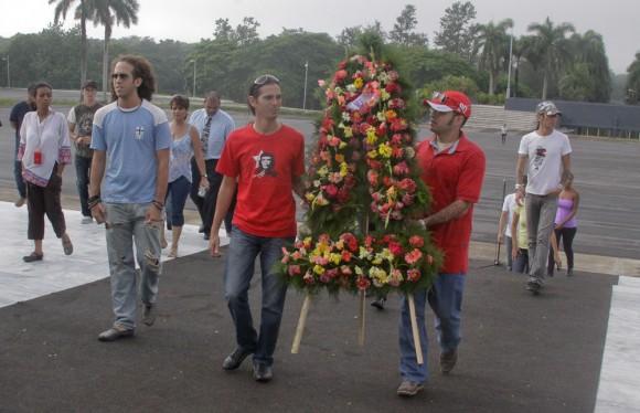 El Segundo Frente también fue uno de los destinos del grupo. Foto: Alejandro Ramírez Anderson.