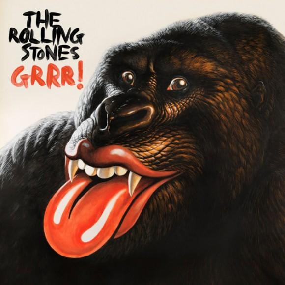 The Rolling Stones ha elegido esta portada para el que será su futuro álbum titulado «Grrr». Un disco con el que celebrarán su 50º aniversario