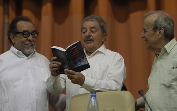 Presentación. Foto: Ismael Francisco/Cubadebate.