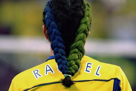 Foto: La jugadora brasileña Raquel/mundodeportivo