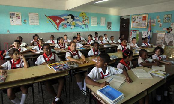 Educación cubana