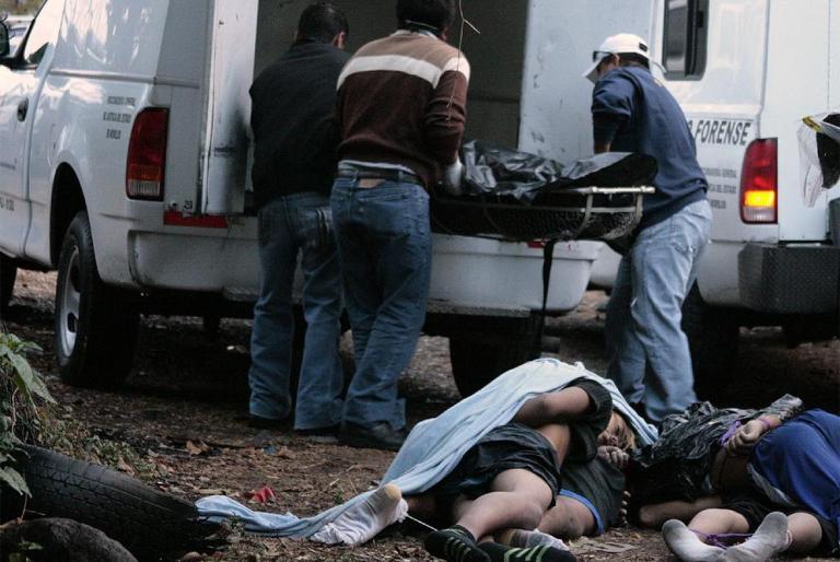 México cierra 2012 con alto índice de violencia