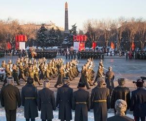 desfile batalla de stalingrado