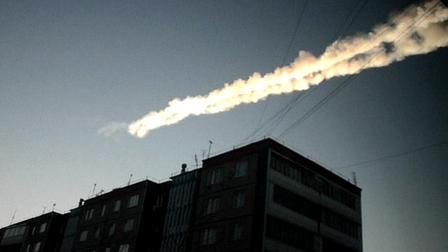 Cae meteorito en Rusia y deja ms de 950 heridos  Video