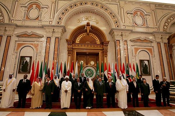 Liga rabe pretende legitimar a los opositores armados sirios  Video  Cubadebate