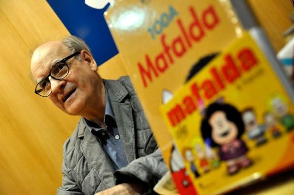 Quino + Mafalda