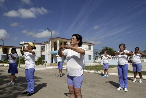 Cárcel de mujeres de La Habana. Foto: Ismael Francisco/Cubadebate