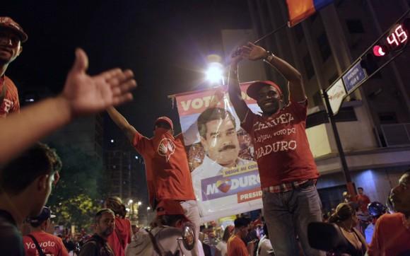 La derecha fascista no pudo propianr su golpe contra el proceso bolivariano