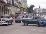 vehículos en Cuba