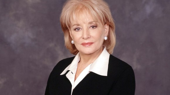 Barbara Walters.