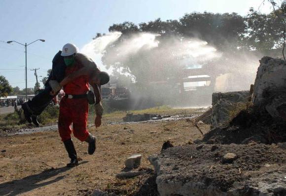 El ejercicio eleverá la preparación del pueblo para enfrentar los desatres naturales.