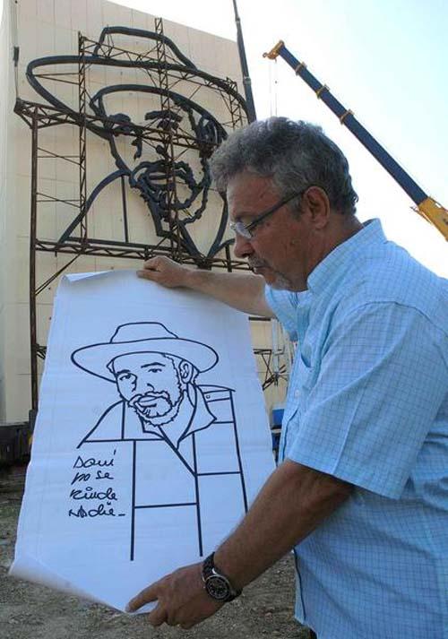 Sonrisa y mirada del Comandante Almeida iluminan Santiago de Cuba  Cubadebate