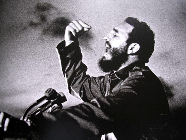 Fidel HABLA