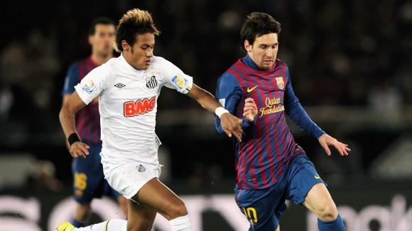 Santos v FC Barcelona - FIFA Club World Cup Final