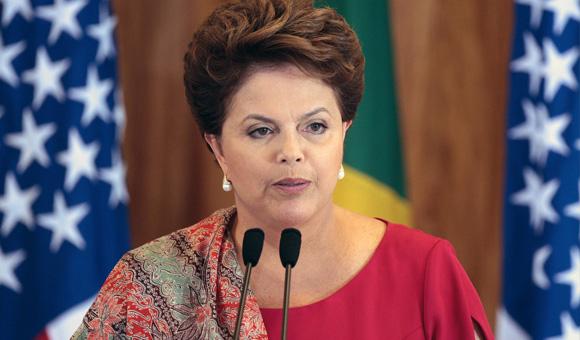 El discurso valiente y oportuno de Dilma Rousseff recibió inmediatamente un apoyo generalizado de la opinión pública mundial.