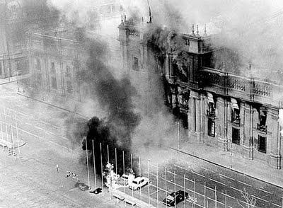 El derrocamiento de Allende contado por Washington