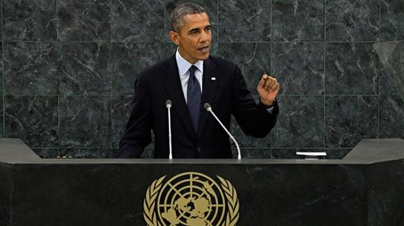 Presidente Barack Obama. Foto: AFP.