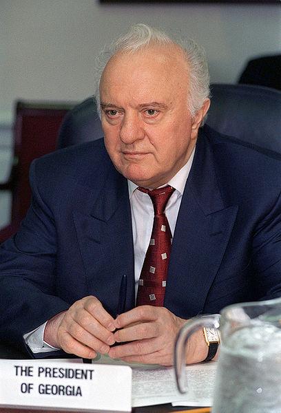 Eduard Shevarnadze