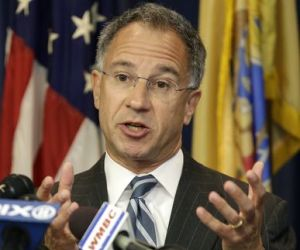 Paul Fishman, fiscal de Nueva Jersey. Foto: Archivo.